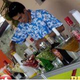 Barman para eventos