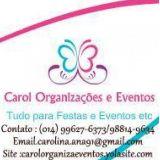 Carol Organizações E Eventos