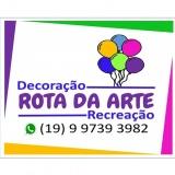 Rota da Arte Festas e Eventos