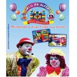 Circo da Alegria (Atendemos Todo o RJ, Sem Frete)