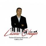 Lázaro Chagas Eventos e Produções Musicais
