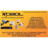 Kobol-siistemas De Segurança Eletrônica