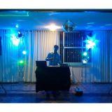 DJ- Som- luzes-Telão-Projetor- Fumaça-Brinquedos