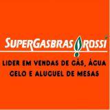 Supergasbrasrossi lider em vendas de gás e água