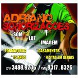 DJ Adriano- festas em geral