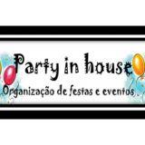 Party in house.Organização de festas e eventos
