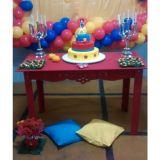 Aline Hanriot Festas