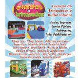 WM Eventos e Brinquedos Buffet - Infantil