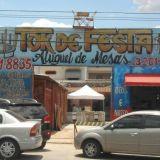 Tok de Festa, Aluguel de Mesas