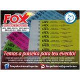 Fox Pulseiras e Etiquetas