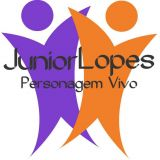 Junior Lopes Personagem Vivo