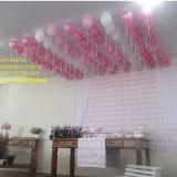 Ploft balões. Decoração com bolas Niterói