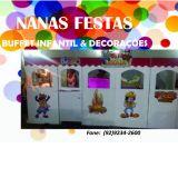 Nanas Festas Infantis