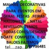 dj reveillon decoracao de Baloes E Malha Salvador