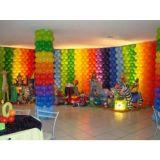 Decoração Com Balões Df