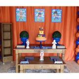 Decoração de festas, casamentos e eventos em geral