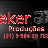 Aeker Produções, Fotografo, Filmagem, Som, Telão