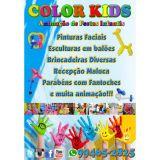 Color Kids Animação em Manaus e Interior