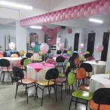 Locação de espaço para festas reuniões Stylo Art