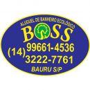 Locação de Banheiros Ecológicos - Boss em Bauru
