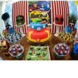 Organizart Festas Infantis