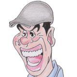 Guedes Cartoon