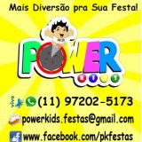 Power Kids Festas
