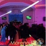 Dj Moreno Som, Luz e efeitos