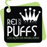 Locação de Puffs no Rio de Janeiro
