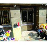 Aluguel de Máquinas de bolhas de sabão