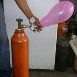 Oxiligx gás hélio