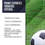 Torneio de Futebol Infantil e Empresarial