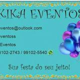 Kika Eventos (Locação e Decoração)