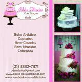 Adele Oliveira Cake Designer