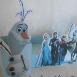 Lembrancinha Aniversário Infantil Frozen