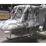 helicoptero de fibra