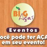 Big Açaí Eventos