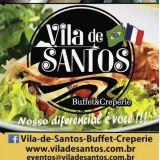 Vila de Santos - Buffet & Creperie