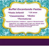 Buffet Encantando Festas