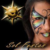 Sol Festas Maquiagem Artística
