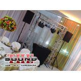 The Sound - Sonorização Dj Iluminação Grid e Telao