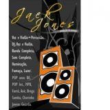 DJ Jack Jones - Som, fumaça e iluminação a laser