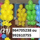 Decorapha Balões de Gás Helio e Outras Decorações