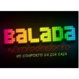 Balada Surpreendente - Aluguel de Laser e Som