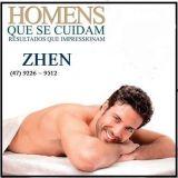 Encontro Zhen massagem depilação terapia holistica