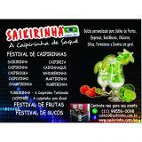Saikirinha - Open Bar de Caipirinhas