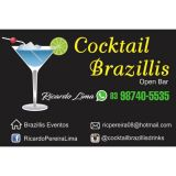 Cocktail Brazillis (Open Bar)