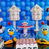 Cris festas decoração