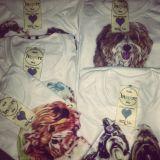 Camisetas, brindes promocionais e lembrancinhas