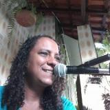 Cantora Sandra Regina Voz,violâo E Bat Eletrônica
